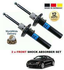 FOR AUDI TT CAB COUPE 2006--  2x FRONT LEFT + RIGHT SHOCK SHOCKER ABSORBER  SET