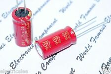 2pcs - ELNA 470uF (470µF) 25V Cerafine 12x25mm Radial Capacitor For Audio