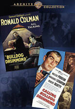 Bulldog Drummond Double Feature by Colman, Ronald, Grant, Lawrence, Allister, C
