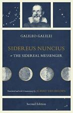 Sidereus Nuncius or, the Sidereal Messenger by Galileo Galilei (2016, Paperback)