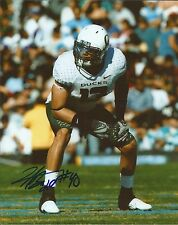 JEROME BOYD SIGNED OREGON DUCKS 8x10 PHOTO