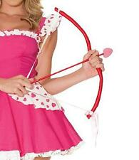 Cupid Bow and Arrow Set Valentine's Day Cherub Pink Heart Love Costume Prop 1013