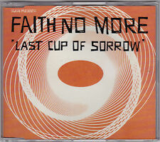 Faith No More - Last Cup Of Sorrow - CD (4 x Track 1997 Slash)