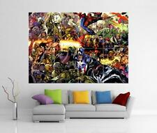 I VENDICATORI IRON MAN HULK THOR MARVEL Giant WALL ART PRINT POSTER H 52