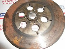 1986 Arctic Cat 500 fan COUGAR:  BRAKE ROTOR