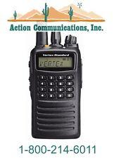 VERTEX/STANDARD VX-459, UHF, 450-512 MHZ, 5 WATT, 512 CHANNEL, TWO WAY RADIO