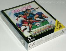 ATARI LYNX GAME CARTRIDGE # ATARI LYNX WORLD CLASS FUSSBALL/SOCCER #  *NEU/NEW