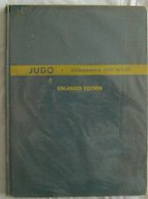 Judo Enlarged Edition Forty One Lessons Kuwashima & Welch Prentice Hall 1944