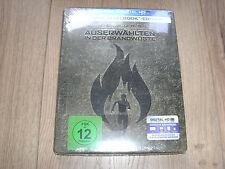 Maze Runner Die Auserwählten in der Brandwüste Blu-Ray Limited Steelbook Prägung