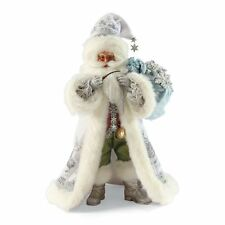 Santa Frost Christmas Figure Dept 56 Signature Collection Limited Edition NEW