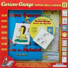 Curious George - Curious About Learning Box (2012) - New - Other