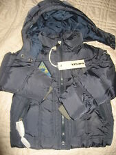 DIESEL BOYS PUFFER JACKET NAVY SIZE 2 YEARS NEW