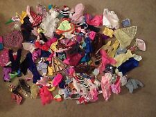 Huge Lot of Vintage Barbie Clothes from 90's