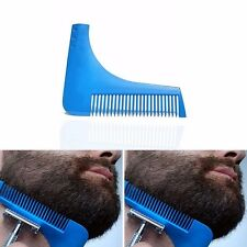 Man Beard Shaping Tools & Styling Tool Comb, Modelling Tools