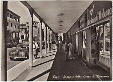 LUGO - LOGGIATO DELLA CASSA DI RISPARMIO (RAVENNA) 1959