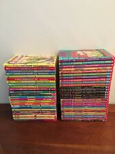 Lot of 50 Books by R.L. Stine (Goosebumps), Special Editions & Christopher Pike