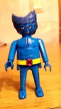 playmobil superheroes marvel x-men bestia custom