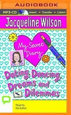My Secret Diary by Jacqueline Wilson (2015, MP3 CD, Unabridged)