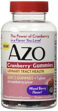 Azo Cranberry Gummies, Mixed Berry, 40 Ct (Pack of 12)