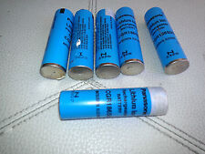 Lot of 48 Panasonic 2200mAh 18650 Li-ion Rechargeable Battery Cells CGR18650C