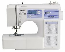 Brother HC1850 Computerized Sewing and Quilting Machine with 130 by Brother HVI