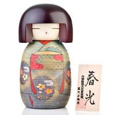 Sweet Lady Japanese Wooden Kokeshi Doll