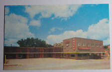 1960'S PHOTO POSTCARD KELLEYS MOTOR HOTEL SPEARFISH SOUTH DAKOTA HWYS 14 & 85