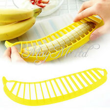 Good Sundaes Cereal Kitchen Tools Banana Slicer Chopper Cutter for Fruit Salad