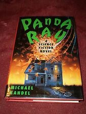 Panda Ray by Michael Kandel (1996, Hardcover) SIGNED first print