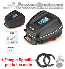 Tank Bag Givi 3d603 tanklock with flange BF17 Bmw R1200 R 1200 Rt R1200rt 2014