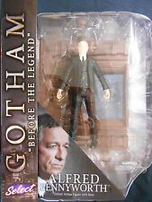 """GOTHAM """"ALFRED PENNYWORTH"""" SELECT ACTION FIGURE (DIAMOND SELECT TOYS)"""