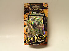 KAIJUDO CCG Quest for the Gauntlet factory sealed Deck: EVOLUTION SWARM