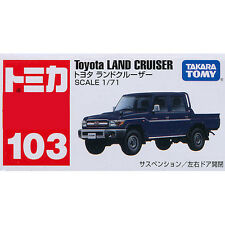 Takara Tomy Tomica #103 Toyota Land Cruiser 1/71 Diecast Toy Car JAPAN FS