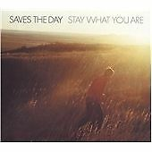 Saves the Day - Stay What You Are (2003)