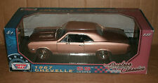 1/18 Chevy Chevelle SS396 Diecast Model - 1967 Chevrolet Super Sport V8 Coupe
