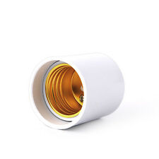 Brand New GU24 to E27/E26 LED Light Lamp Bulb Adapter Holder Socket White