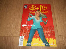 BUFFY THE VAMPIRE SLAYER - GUARDED PART 2 - DARK HORSE COMIC #12 SEASON 9
