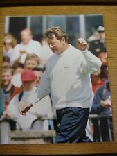 14/07/1996 Golf: Press Photograph - Scottish Open At carnoustie, Ian Woosnam Ack