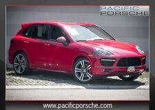 Porsche : Cayenne GTS