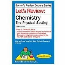 Let's Review Chemistry: The Physical Setting, Tarendash M.S., Albert S.