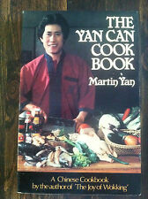 The Yan Can Cookbook by Martin Yan (1982, Paperback) store#3904