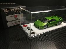 Makeup/EIDOLON EM323E 1:43 Lamborghini Diablo SE30 1993 Jota Met. Green