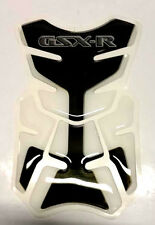 PAD PROTECTION RESERVOIR SUZUKI GSXS GSXR 600 750 1000 TRANSPARENT LOOK CARBONE