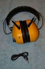 FM /MP3 Hearing Protector Ear Muffs  NEW (