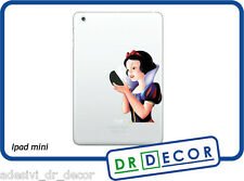 Adesivo Biancaneve per Apple Ipad Mini Withe Snow Ipad