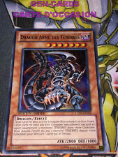 OCCASION Carte Yu Gi Oh DRAGON ARME DES TENEBRES CT07-FR016