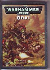 WARHAMMER 40,000 - CODEX: ORKI - COLLEZIONAMI SHOP