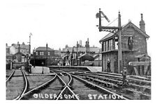 pt0641 - Gildersome Railway Station , Yorkshire - photo 6x4