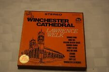 Lawrence Welk-Winchester Cathedral, Dot DLP25774, 7 1/2 IPS, Untested