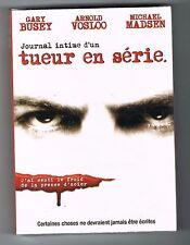 JOURNAL INTIME D'UN TUEUR EN SÉRIE - GARY BUSEY & MICHAEL MADSEN - DVD NEUF NEW